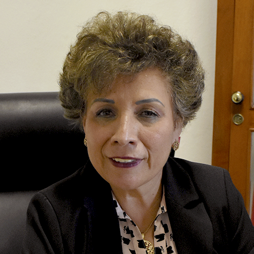 Dra. Alma Hortencia Olmeda Aguirre